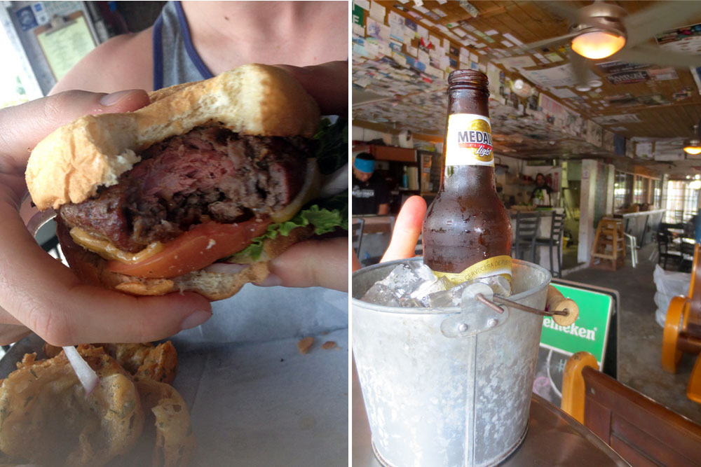 We found the only dive bar in the rainforest