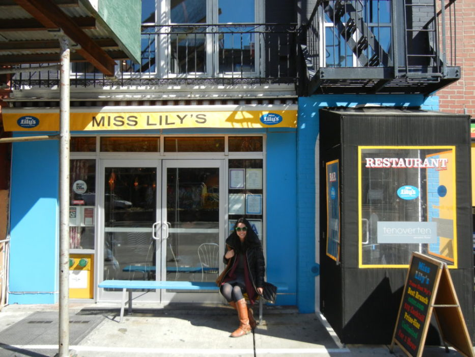 Miss Lily's, cruisin for a juicin'