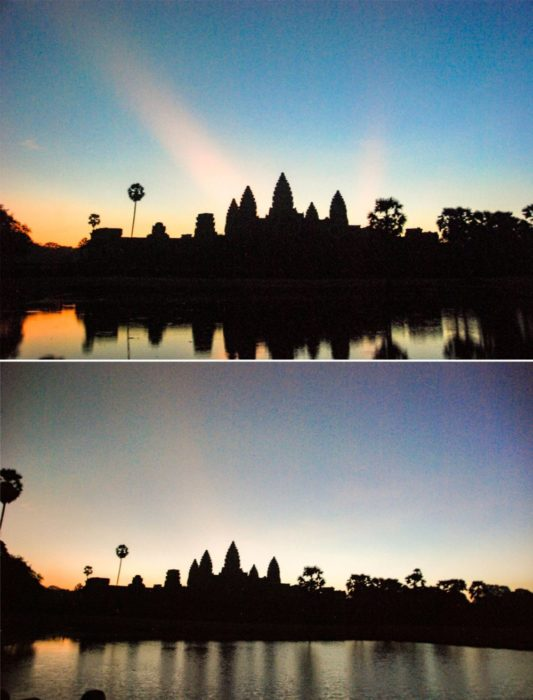 Good morning, Angkor Wat!