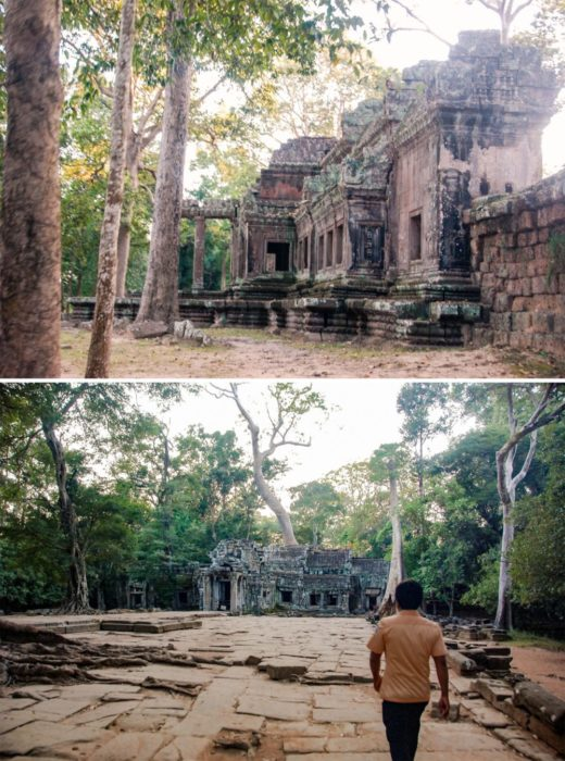 Welcome to Ta Prohm
