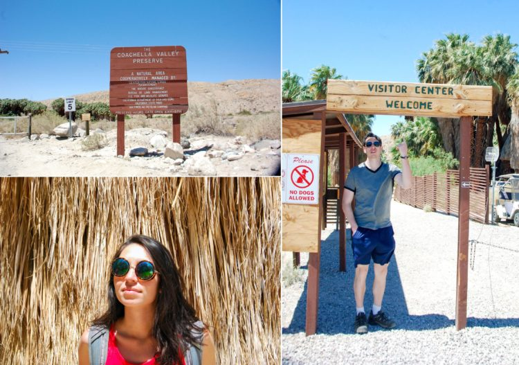 Welcome to the Coachella Valley Preserve