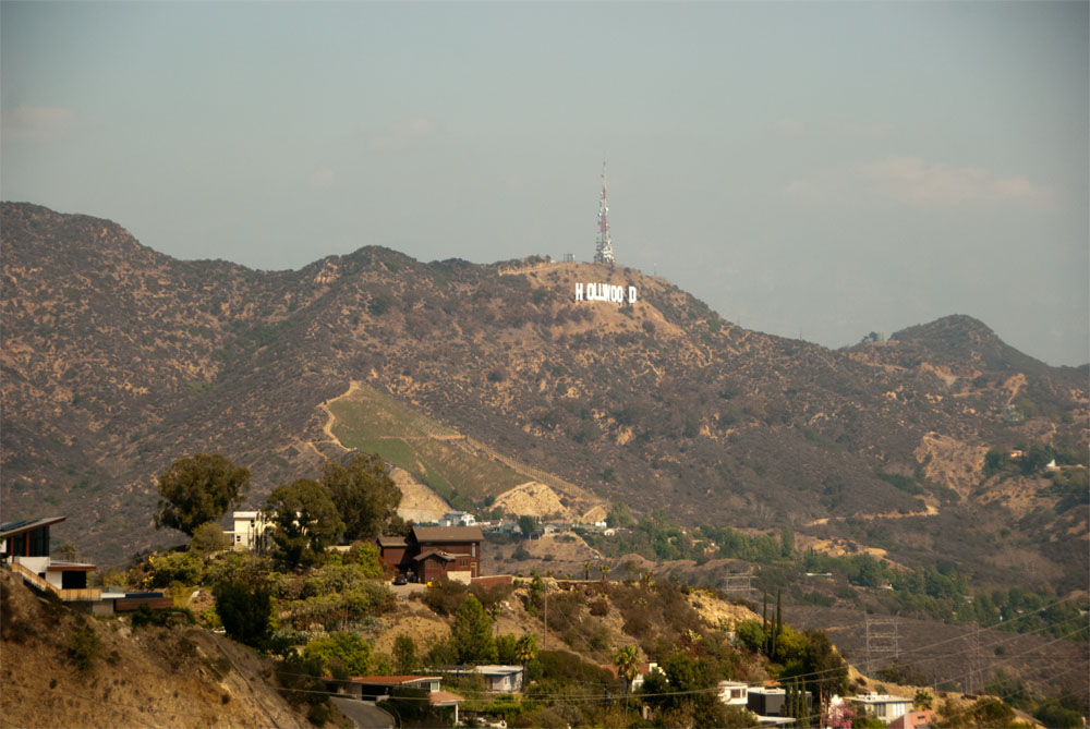 Hiking Runyon Canyon - choose your own adventure