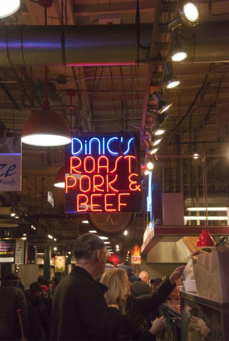 Roast pork & beef