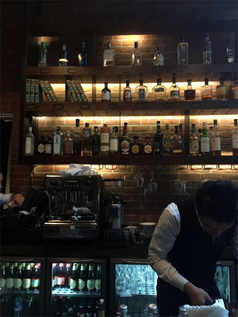 Bartender, make me a drink!