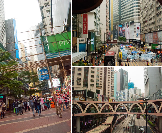 Wan chai, bamboo scaffolding and the hunt for a Nikon En-El3 charger