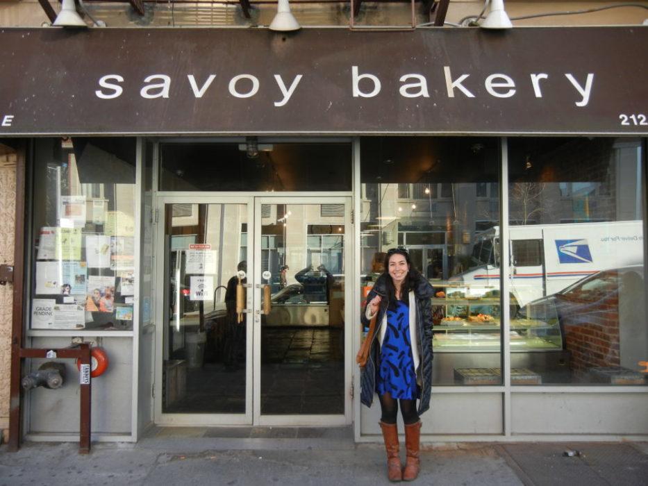 Chocolate Croissants? Hello, Savoy Bakery!