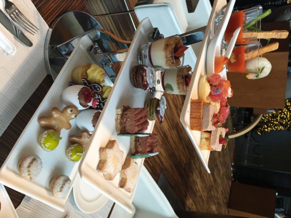 Hello amazing goodness that is Hotel Icon's tea set