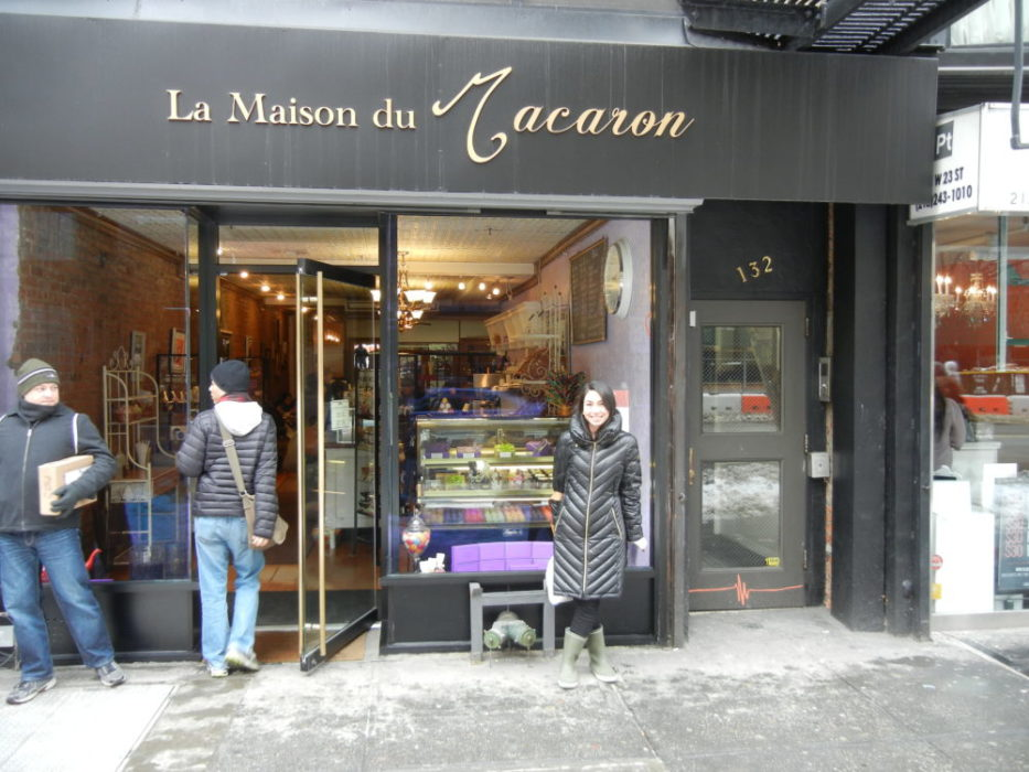 Best MAcaron in the city