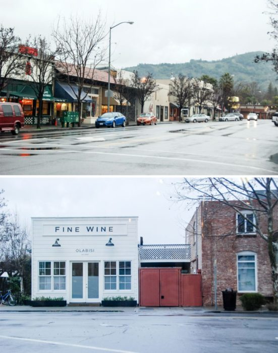 The wild west of wines.