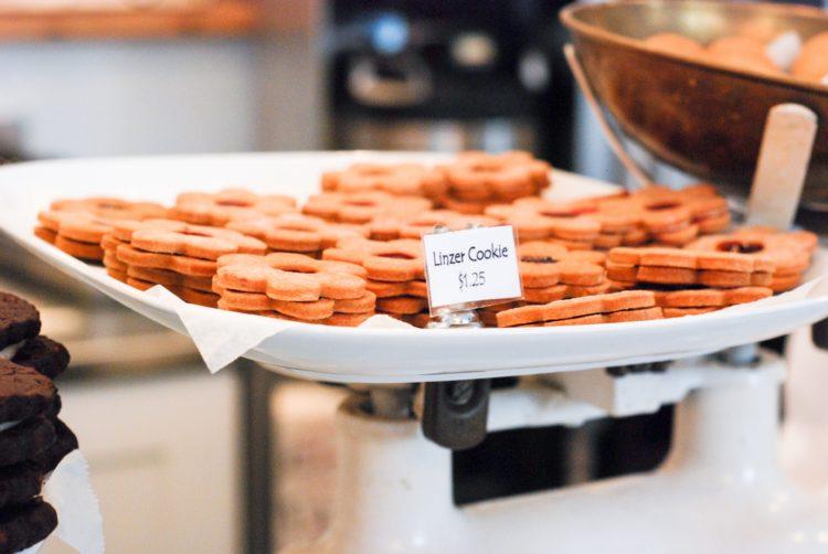 Little Linzer Cookies