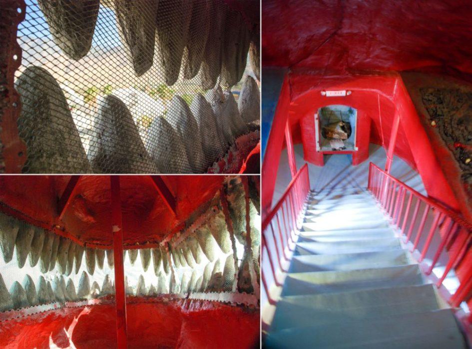 Hello T-Rex teeth