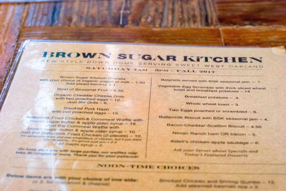Brunch Spotlight: Brown Sugar Kitchen] - Findling\'s Finds